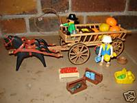 playmobil-chariot