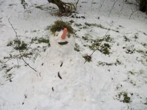 Muk, le bonhomme de neige
