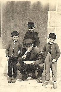 Les Lilia's brothers (Mon père est au centre)