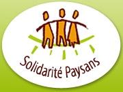 Logo Solidarités paysans