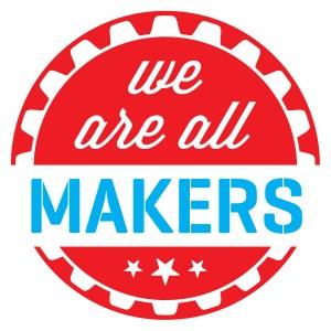 MF13_Stickers_WeAreAllMakers
